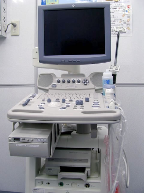 超音波検査器