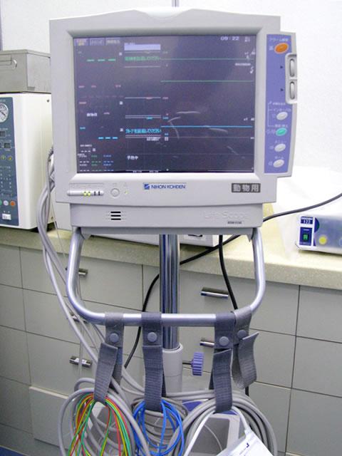 手術時生体モニター